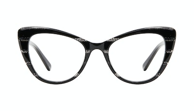 Affordable Fashion Glasses Cat Eye Eyeglasses Women Verve Night Front