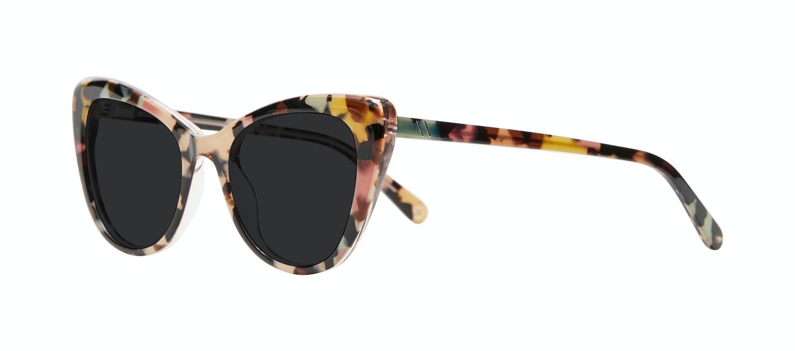 Affordable Fashion Glasses Cat Eye Sunglasses Women Verve Pastel Tort Tilt