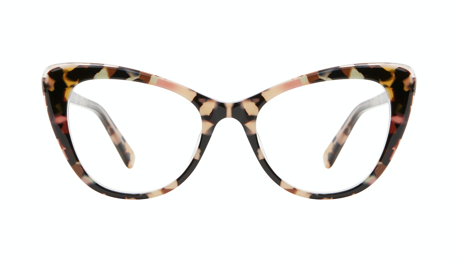 Affordable Fashion Glasses Cat Eye Eyeglasses Women Verve Pastel Tort
