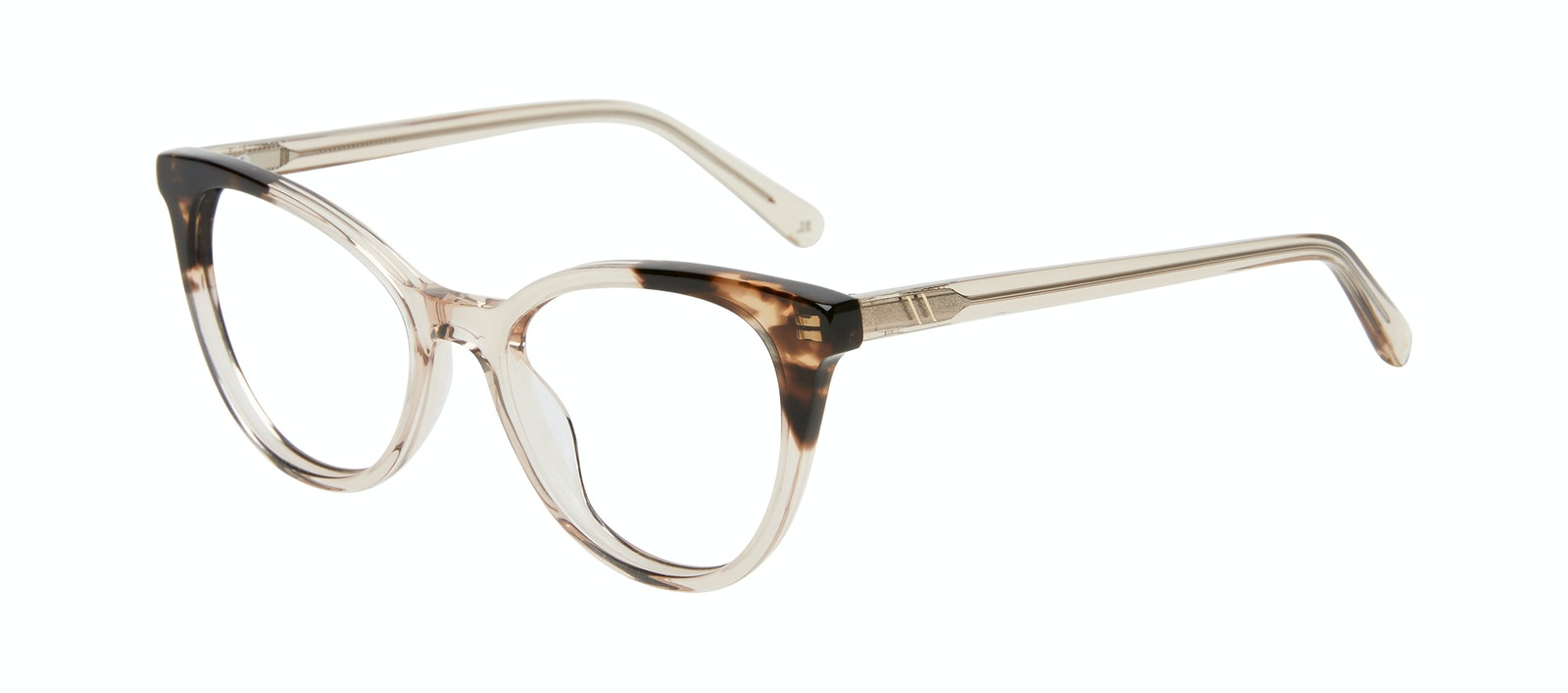 Affordable Fashion Glasses Cat Eye Eyeglasses Women Victoire Golden Tortoise Tilt