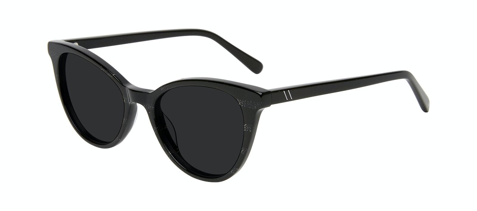 Affordable Fashion Glasses Cat Eye Sunglasses Women Victoire Night Tilt