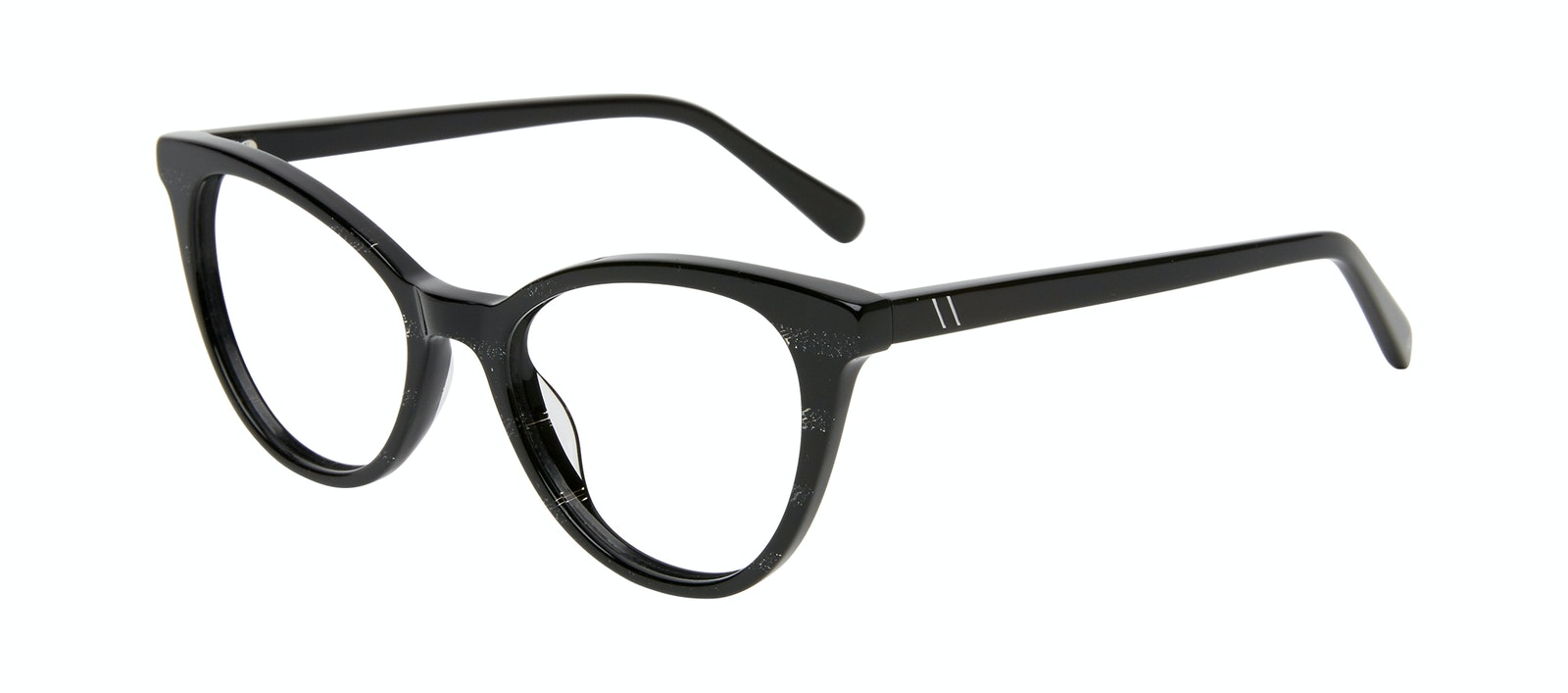 Affordable Fashion Glasses Cat Eye Eyeglasses Women Victoire Night Tilt