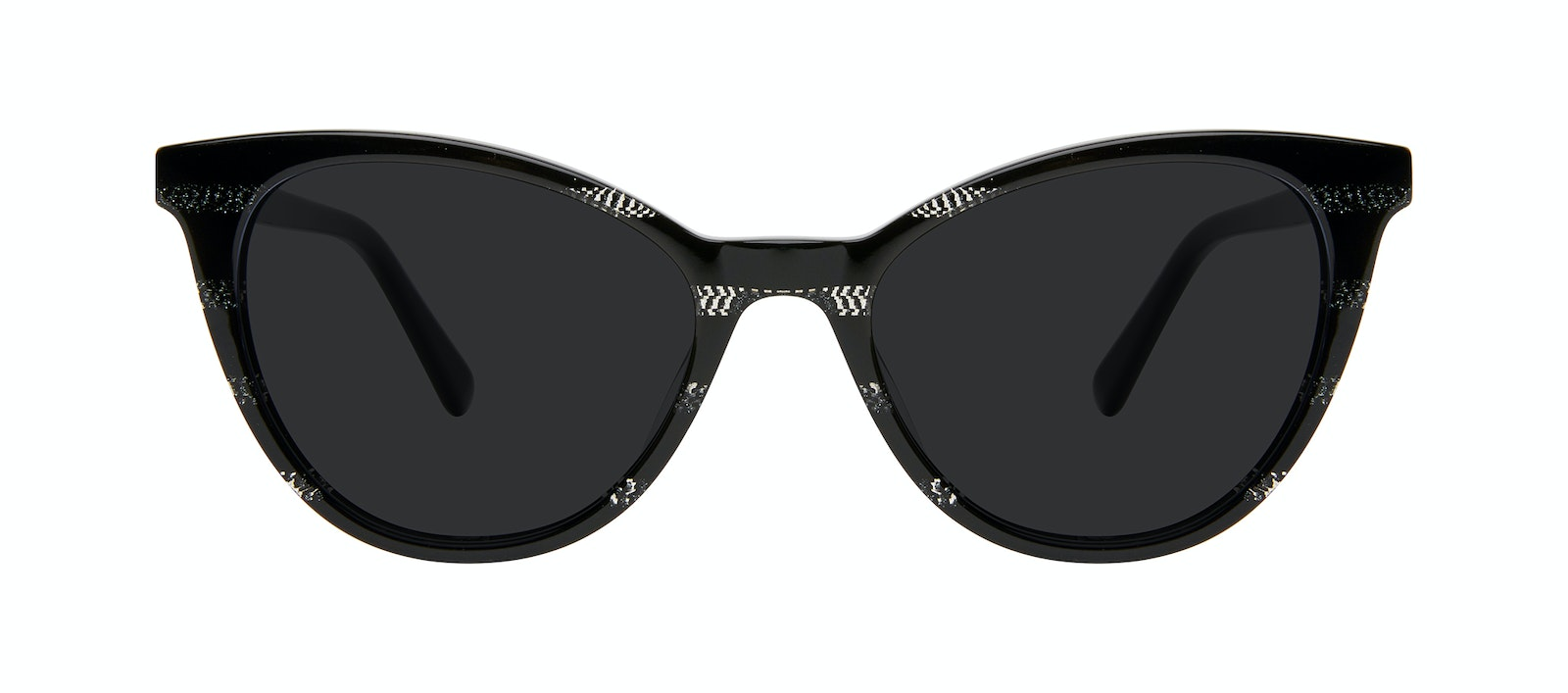 Affordable Fashion Glasses Cat Eye Sunglasses Women Victoire Night Front