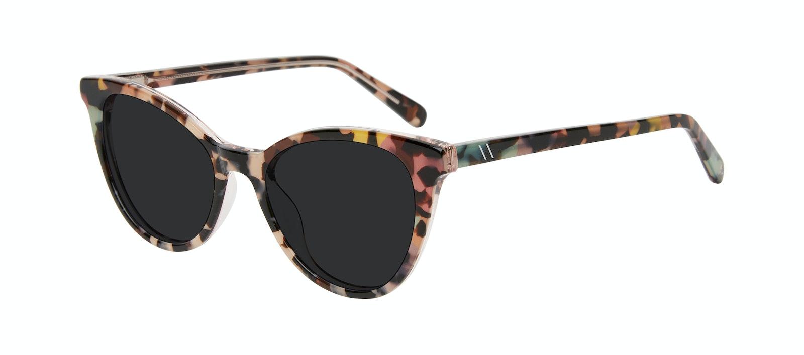Affordable Fashion Glasses Cat Eye Sunglasses Women Victoire Pastel Tort Tilt