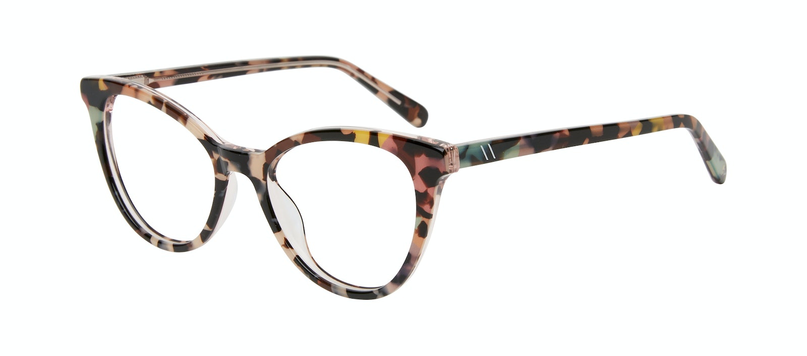 Affordable Fashion Glasses Cat Eye Eyeglasses Women Victoire M Pastel Tort Tilt