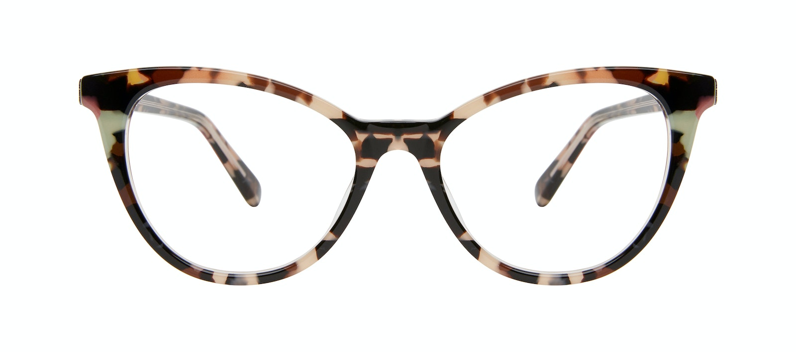 Affordable Fashion Glasses Cat Eye Eyeglasses Women Victoire M Pastel Tort Front