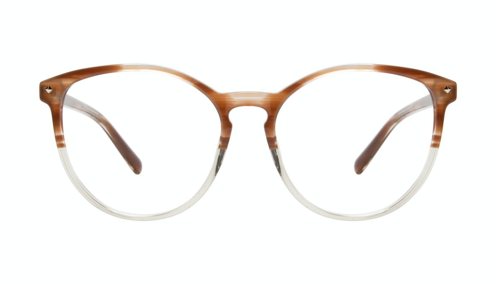 Affordable Fashion Glasses Round Eyeglasses Women Viva Tan