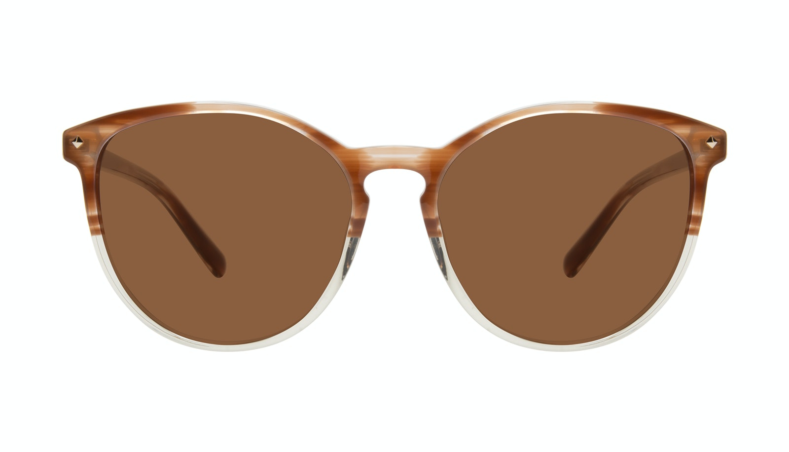 Affordable Fashion Glasses Round Sunglasses Women Viva Tan