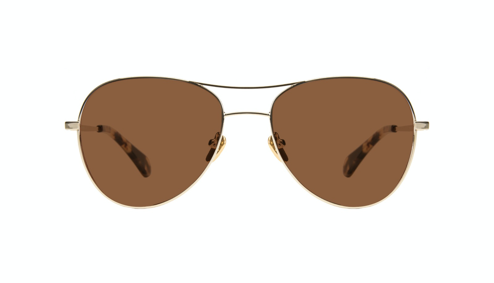 Affordable Fashion Glasses Aviator Sunglasses Women Want Gold