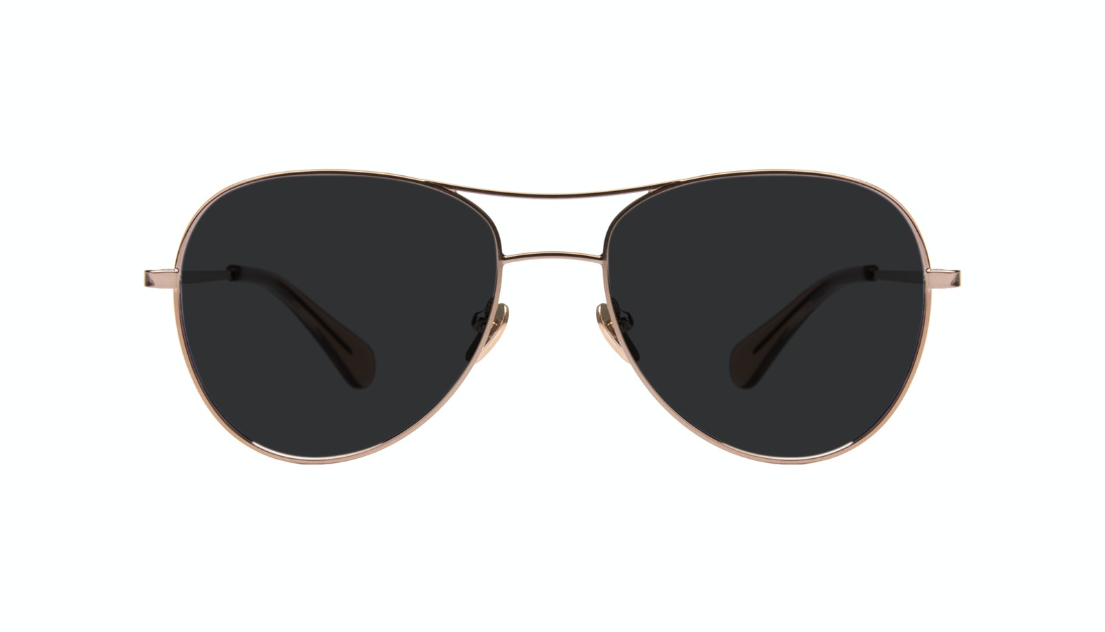 Affordable Fashion Glasses Aviator Sunglasses Women Want Rose Gold