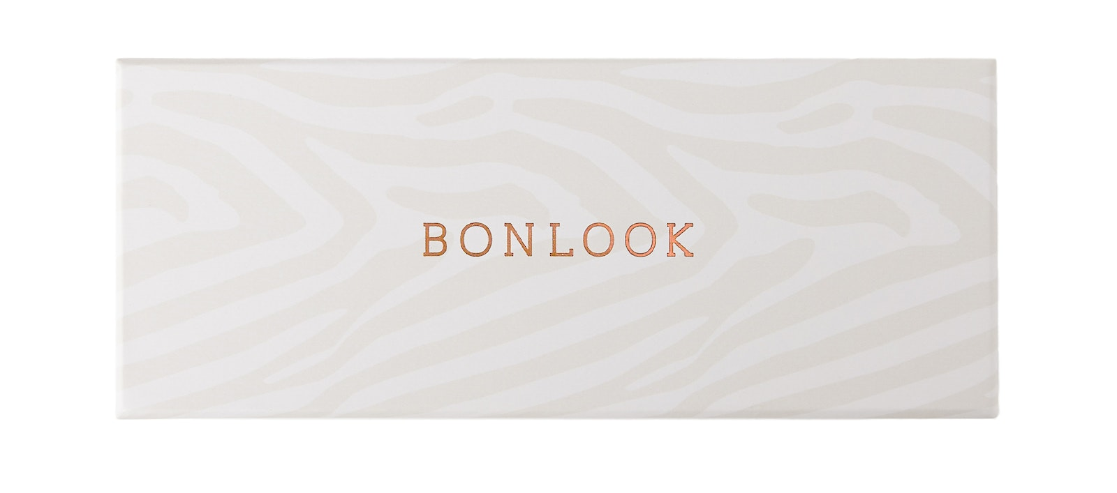 Affordable Fashion Glasses Accessory Men Women New Classic Bonlook Case Zebra Tilt