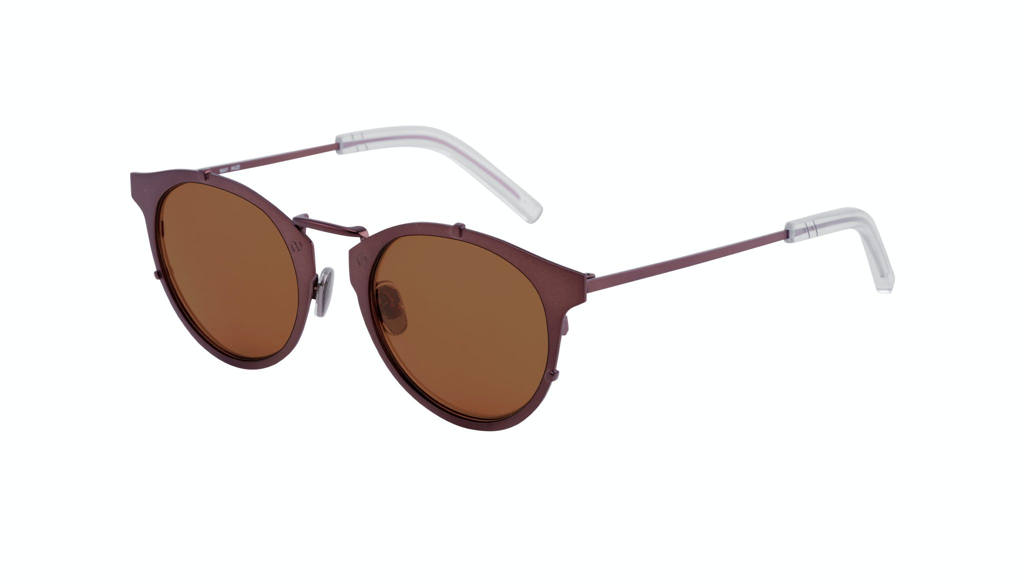 Affordable Fashion Glasses Round Sunglasses Men Way Mud Tilt