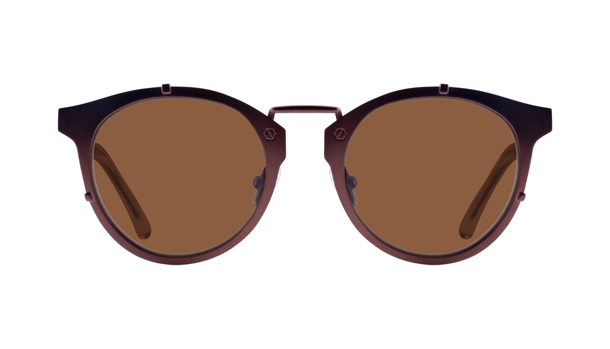 Affordable Fashion Glasses Round Sunglasses Men Way Mud