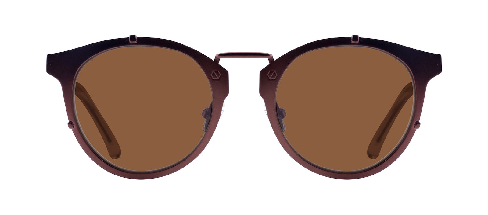 e0161867bd7 Affordable Fashion Glasses Round Sunglasses Men Way Mud Front