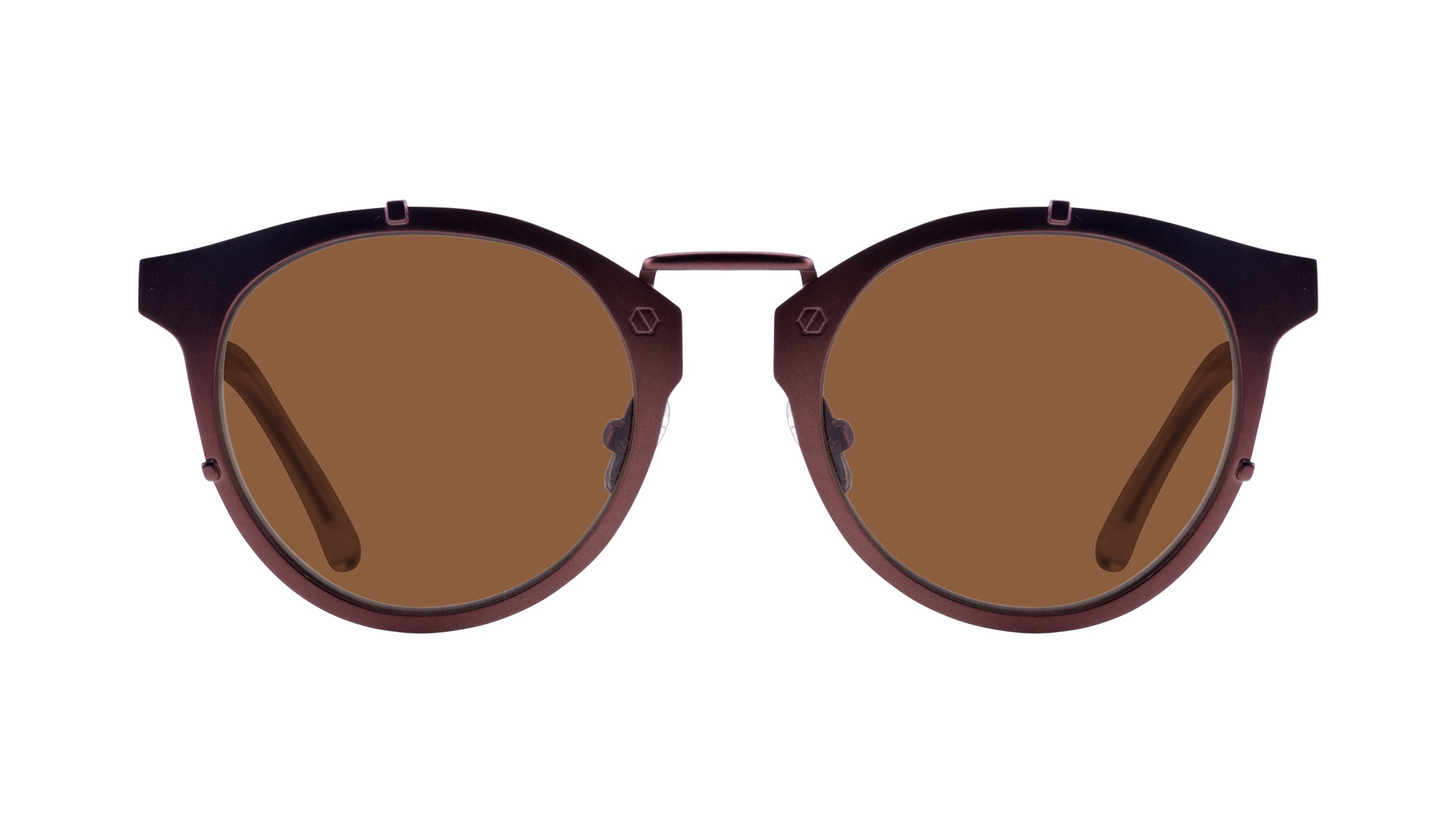 Affordable Fashion Glasses Round Sunglasses Men Way Mud