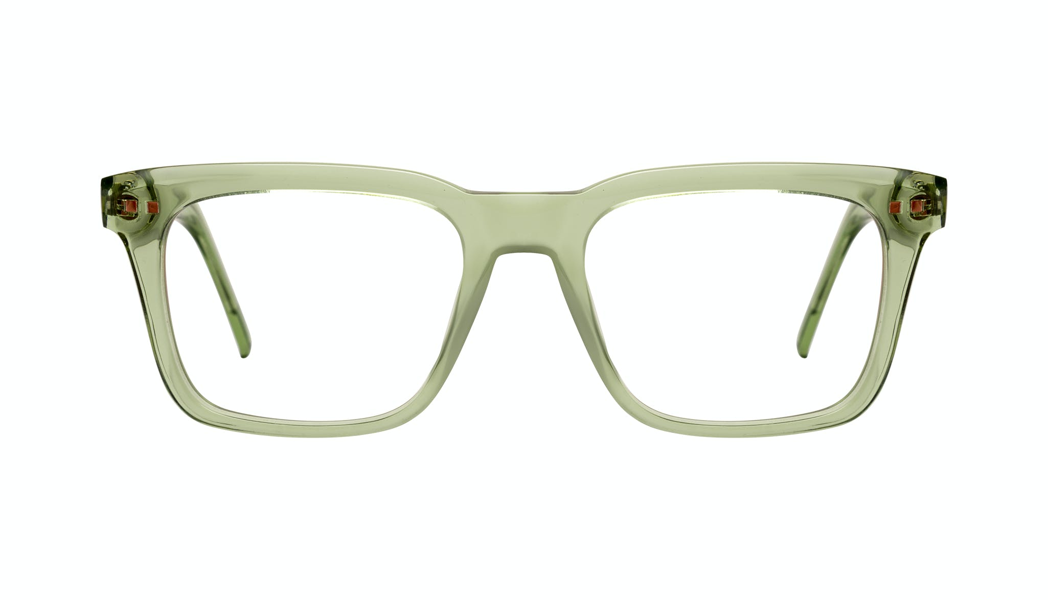 Affordable Fashion Glasses Square Eyeglasses Men Well Olive