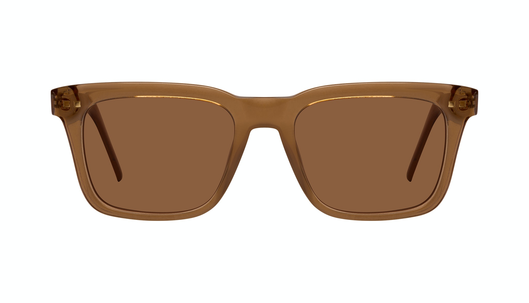 Affordable Fashion Glasses Square Sunglasses Men Well Terra Front