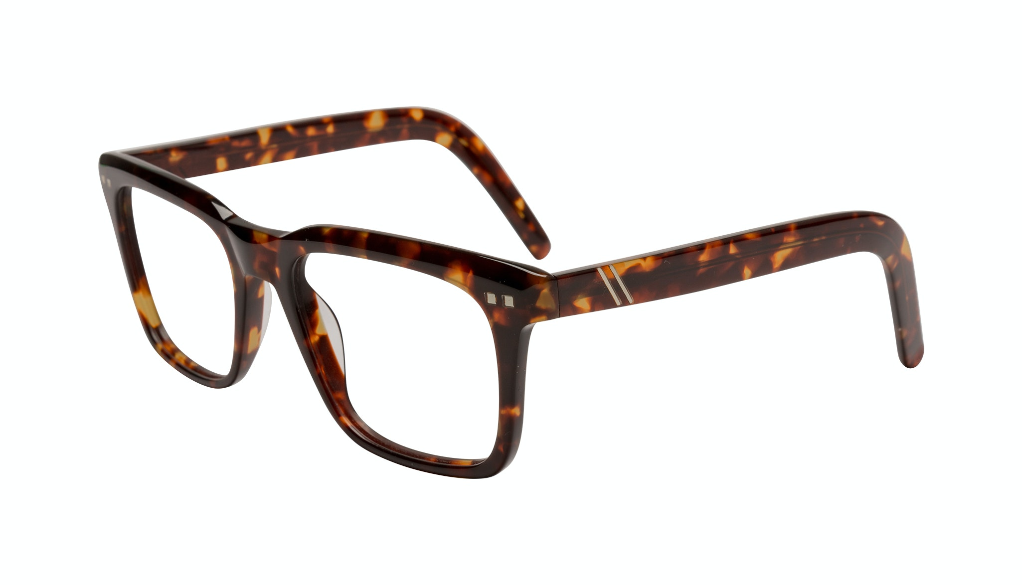 Affordable Fashion Glasses Square Eyeglasses Men Well Tortoise Tilt