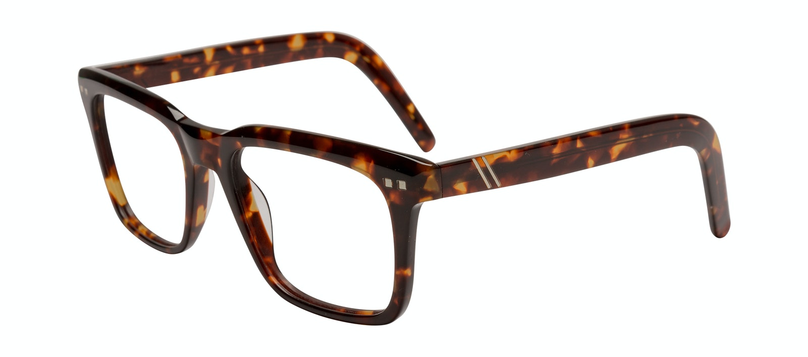 Affordable Fashion Glasses Square Eyeglasses Men Well Tortoise Tilt