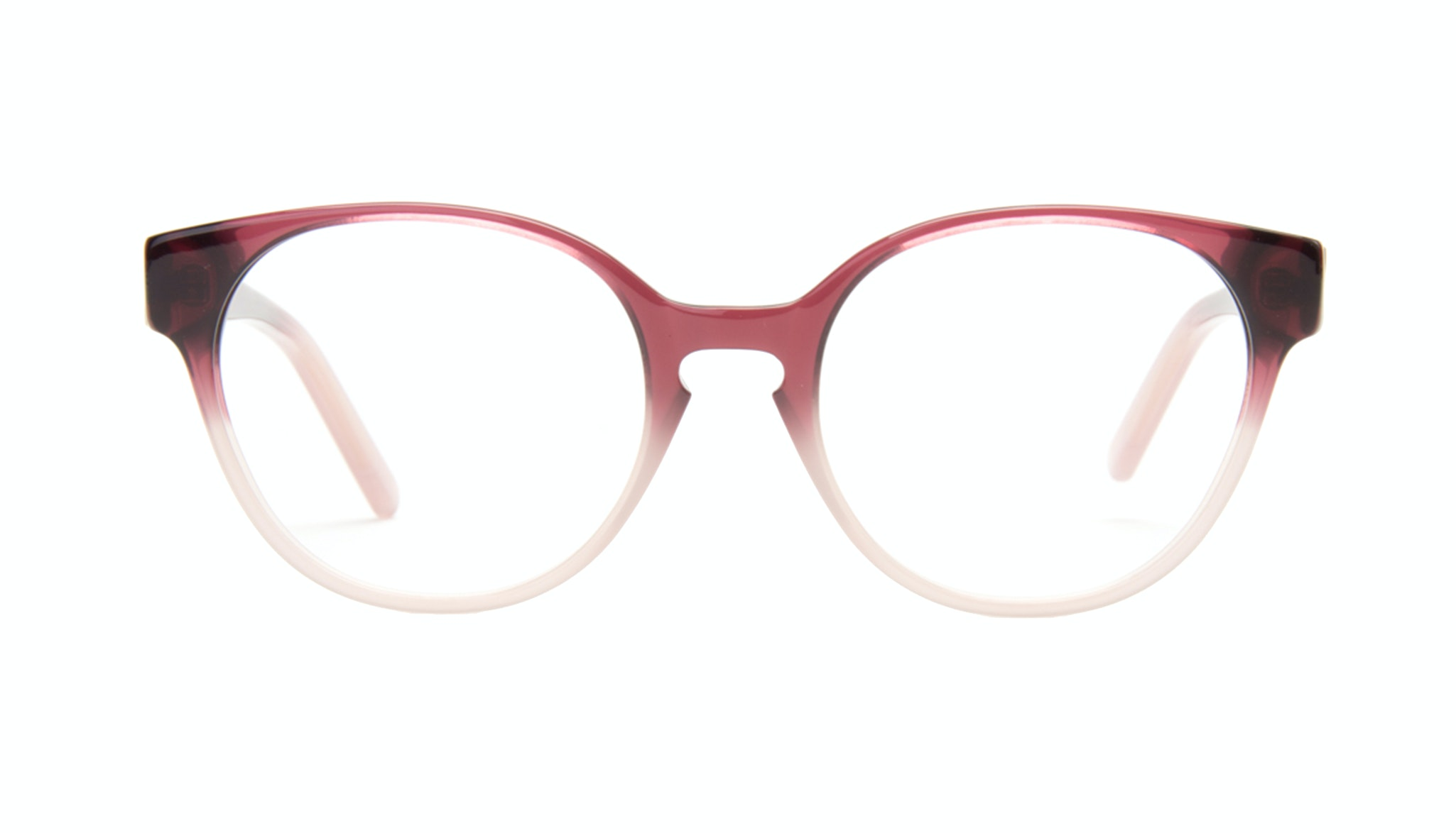 Affordable Fashion Glasses Round Eyeglasses Women Winsome Berry Front