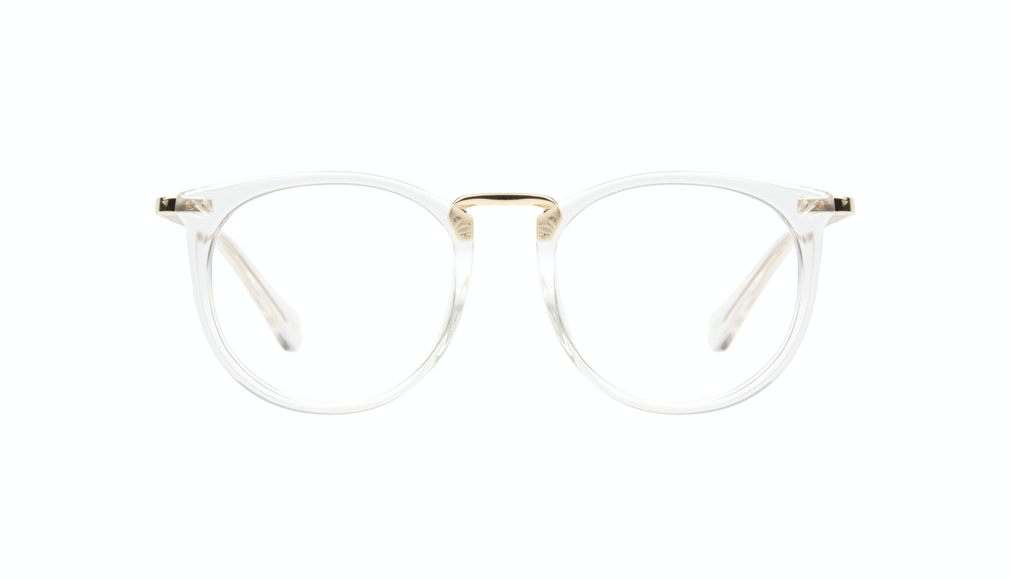 Affordable Fashion Glasses Round Eyeglasses Women Wish Clear