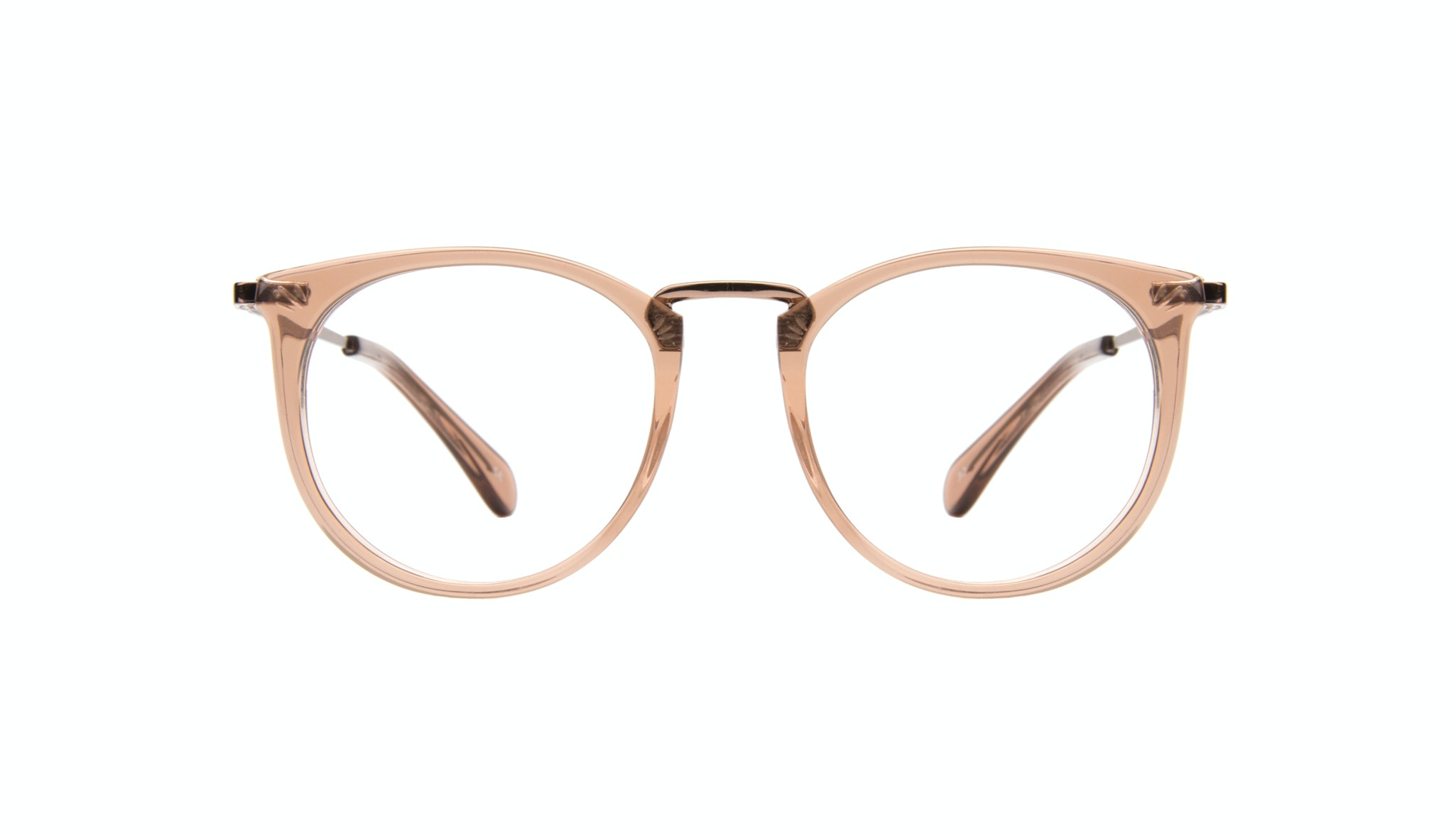 Affordable Fashion Glasses Round Eyeglasses Women Wish Rose