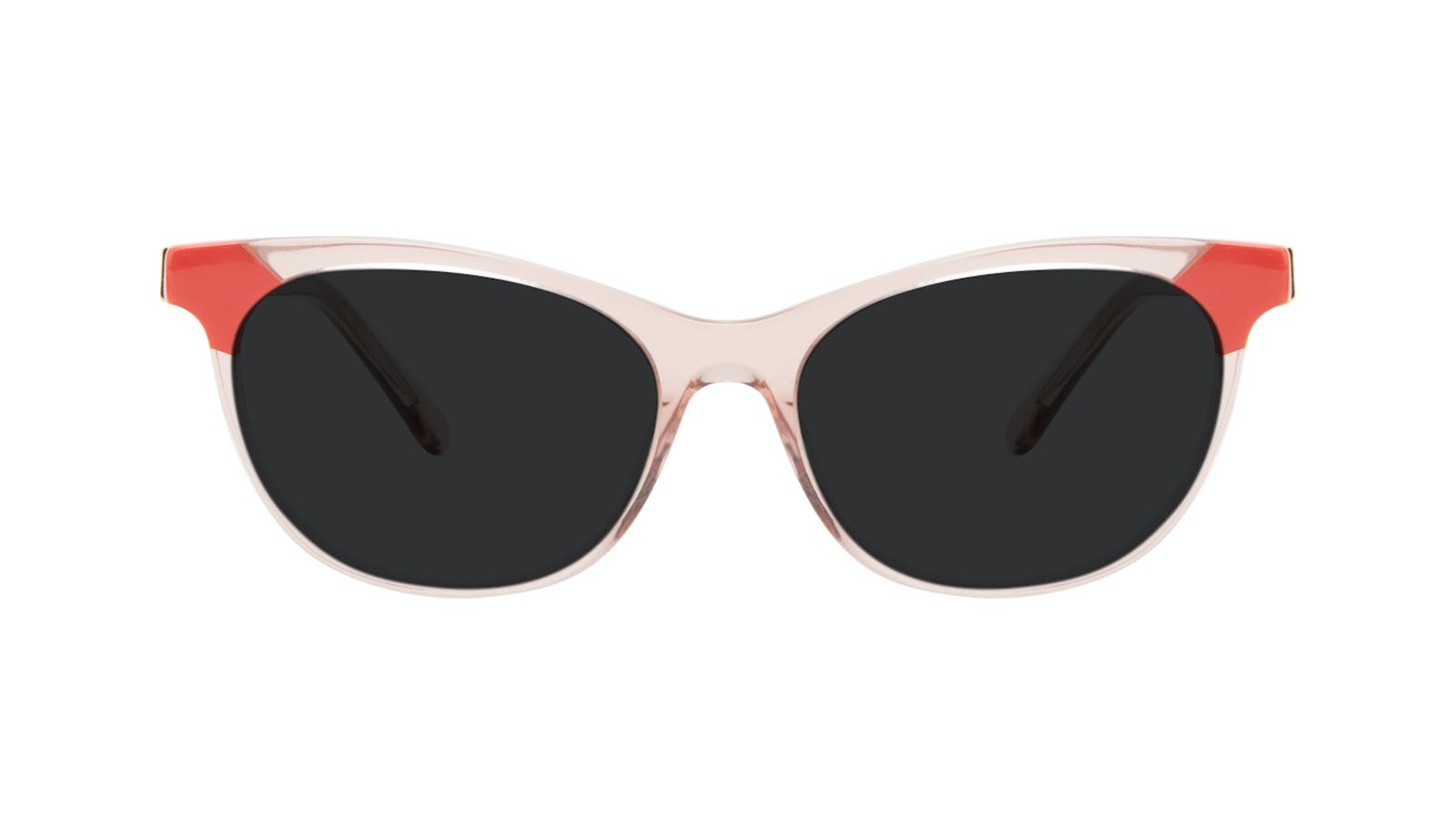 416a95fcea Affordable Fashion Glasses Cat Eye Sunglasses Women Witty Pink Coral