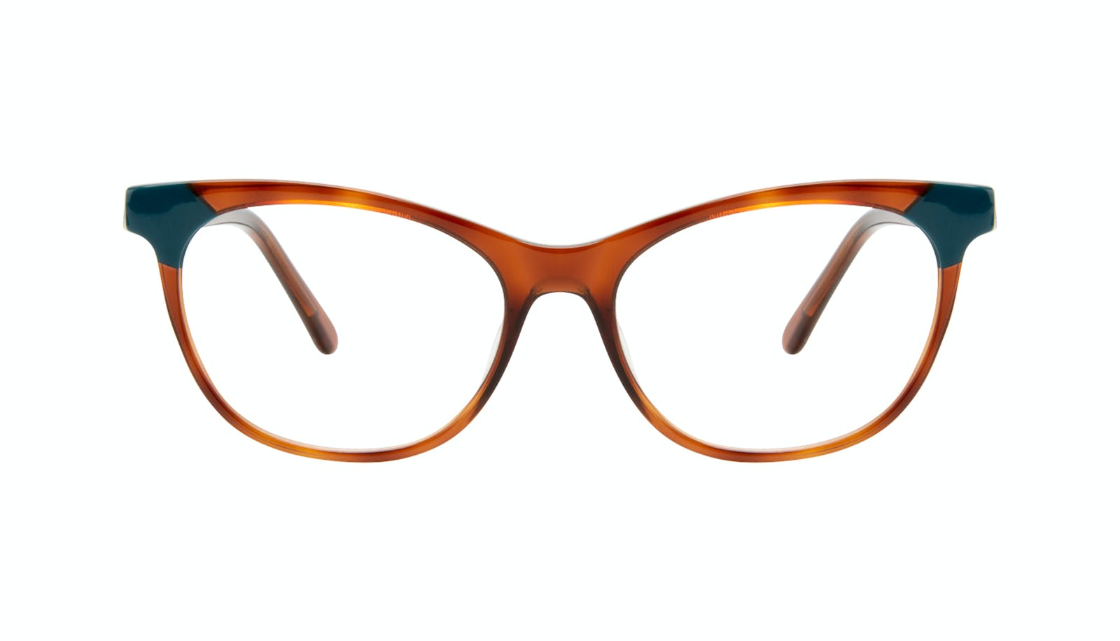 92a8a6ffb66 Affordable Fashion Glasses Cat Eye Eyeglasses Women Witty Teal Tort