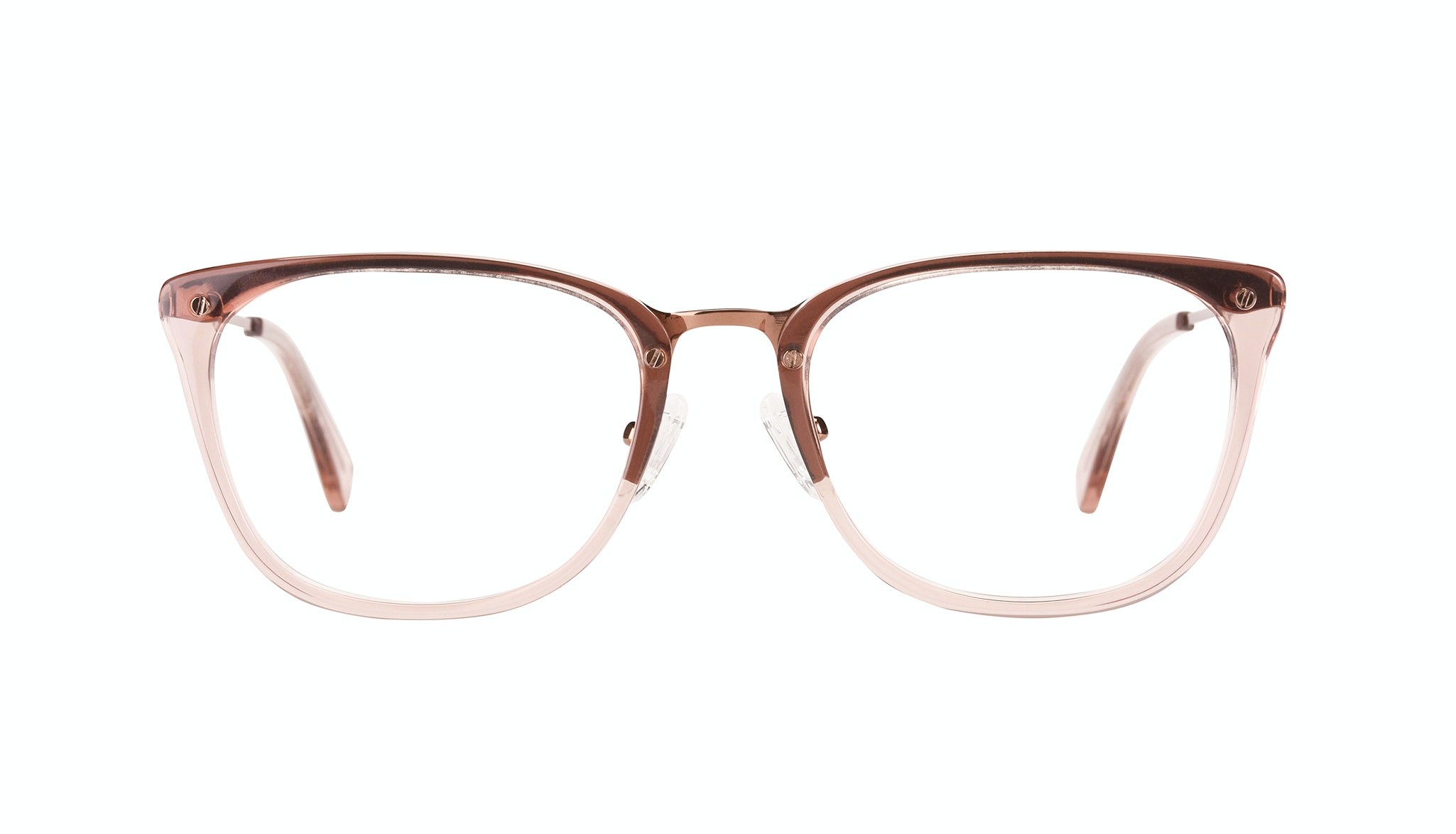 Affordable Fashion Glasses Rectangle Eyeglasses Women Wonder Rose