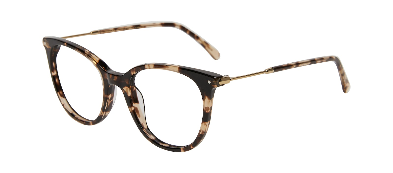 Affordable Fashion Glasses Square Eyeglasses Women Wordly Leopard Tilt