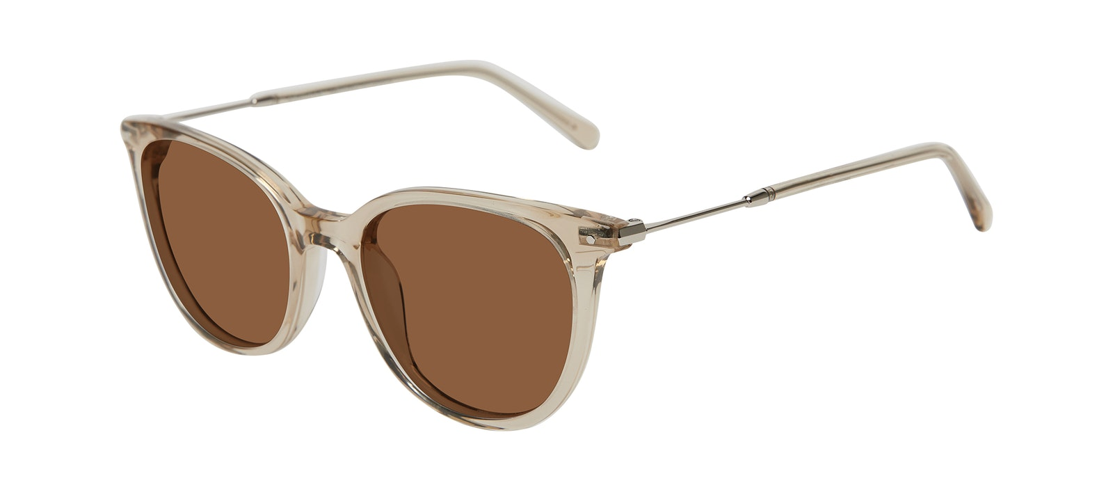 Affordable Fashion Glasses Square Sunglasses Women Wordly Olive Tilt