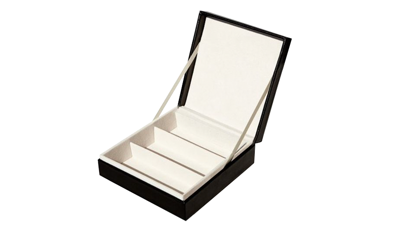 Affordable Fashion Glasses Accessory Mini Collector's Box Black