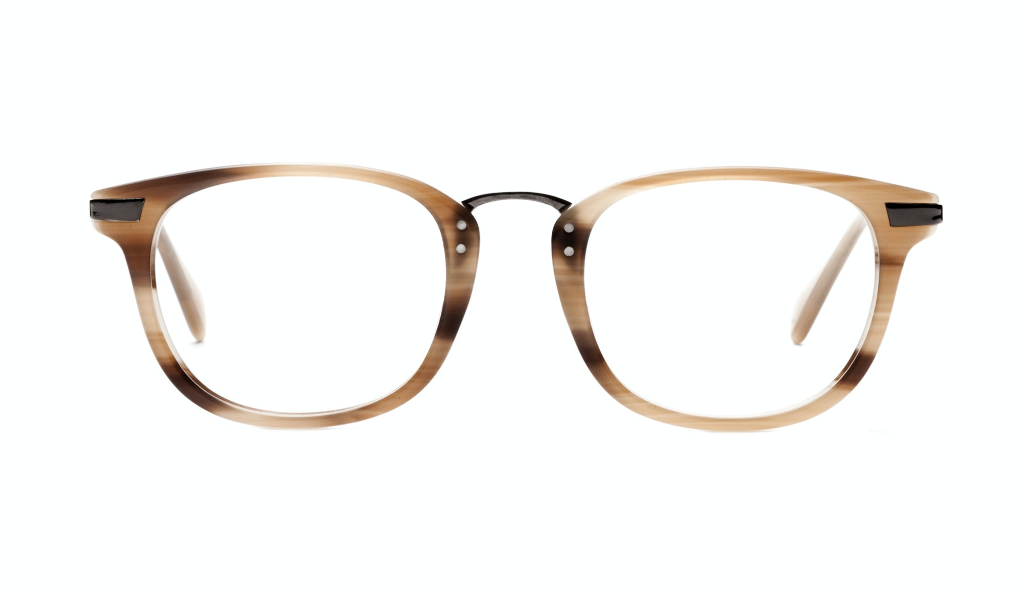 Affordable Fashion Glasses Rectangle Eyeglasses Men Women Daze Toffee