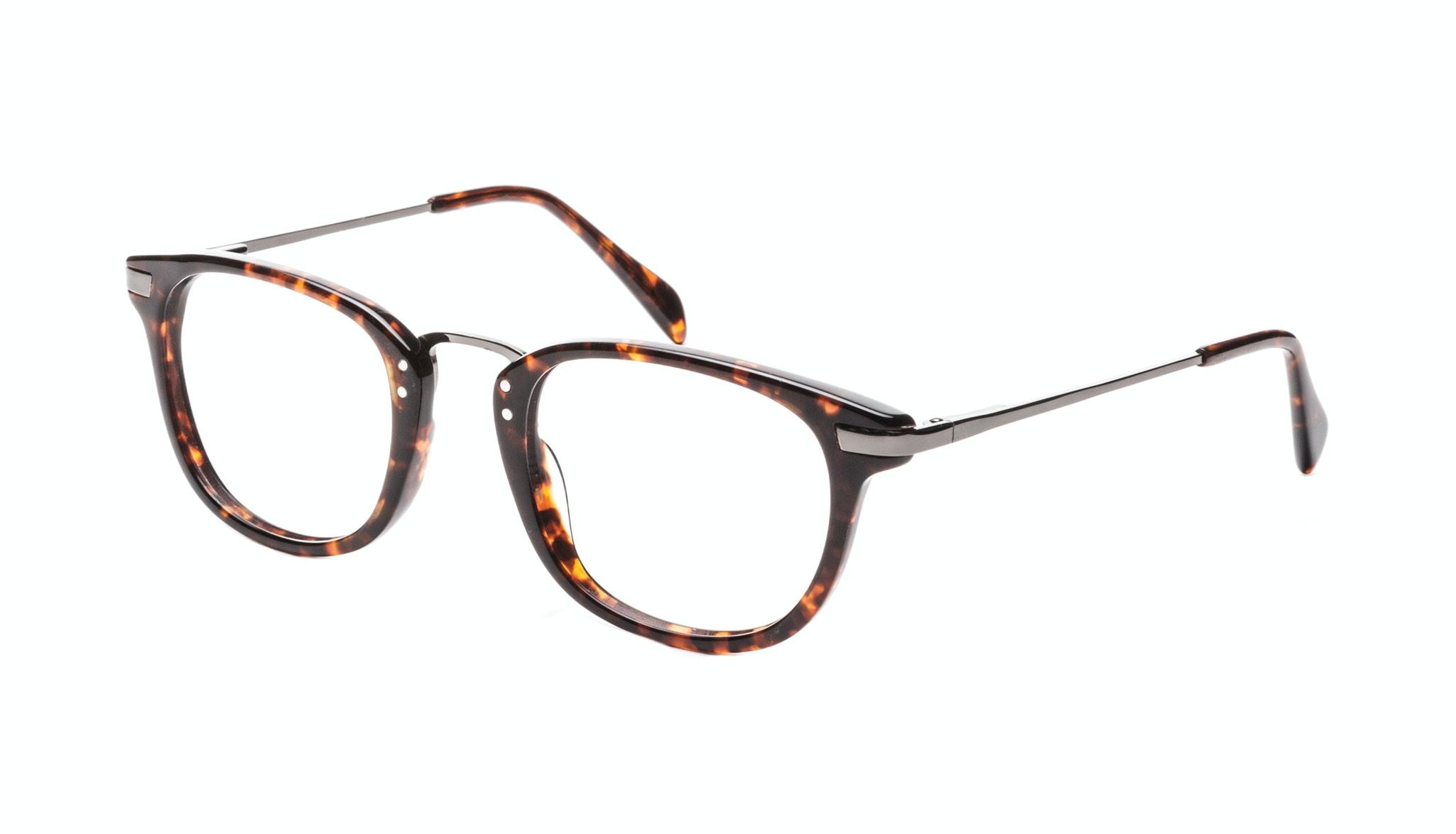 Affordable Fashion Glasses Rectangle Eyeglasses Men Women Daze Sepia Tilt