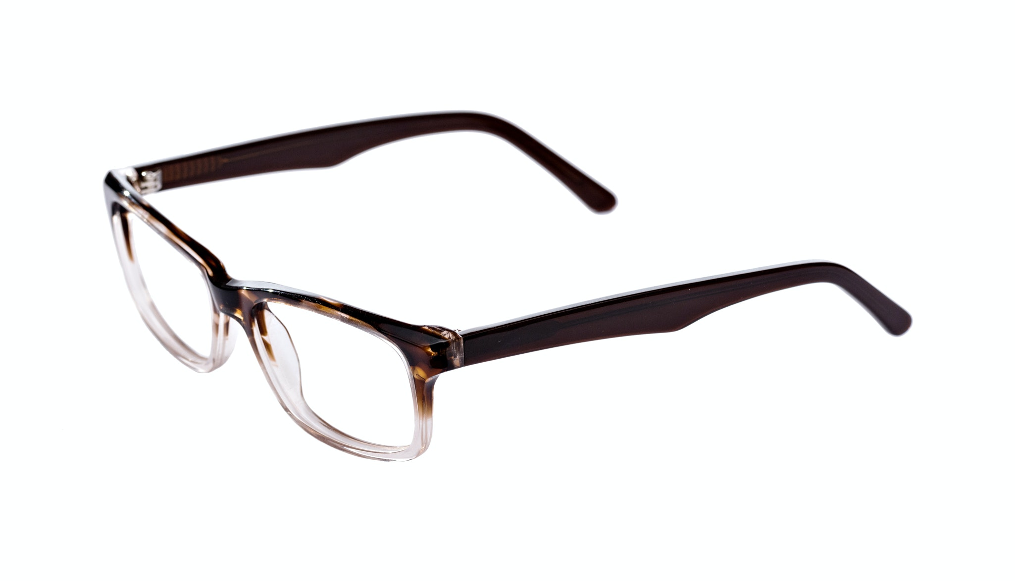Affordable Fashion Glasses Rectangle Eyeglasses Men Women Atwater Bark Tilt