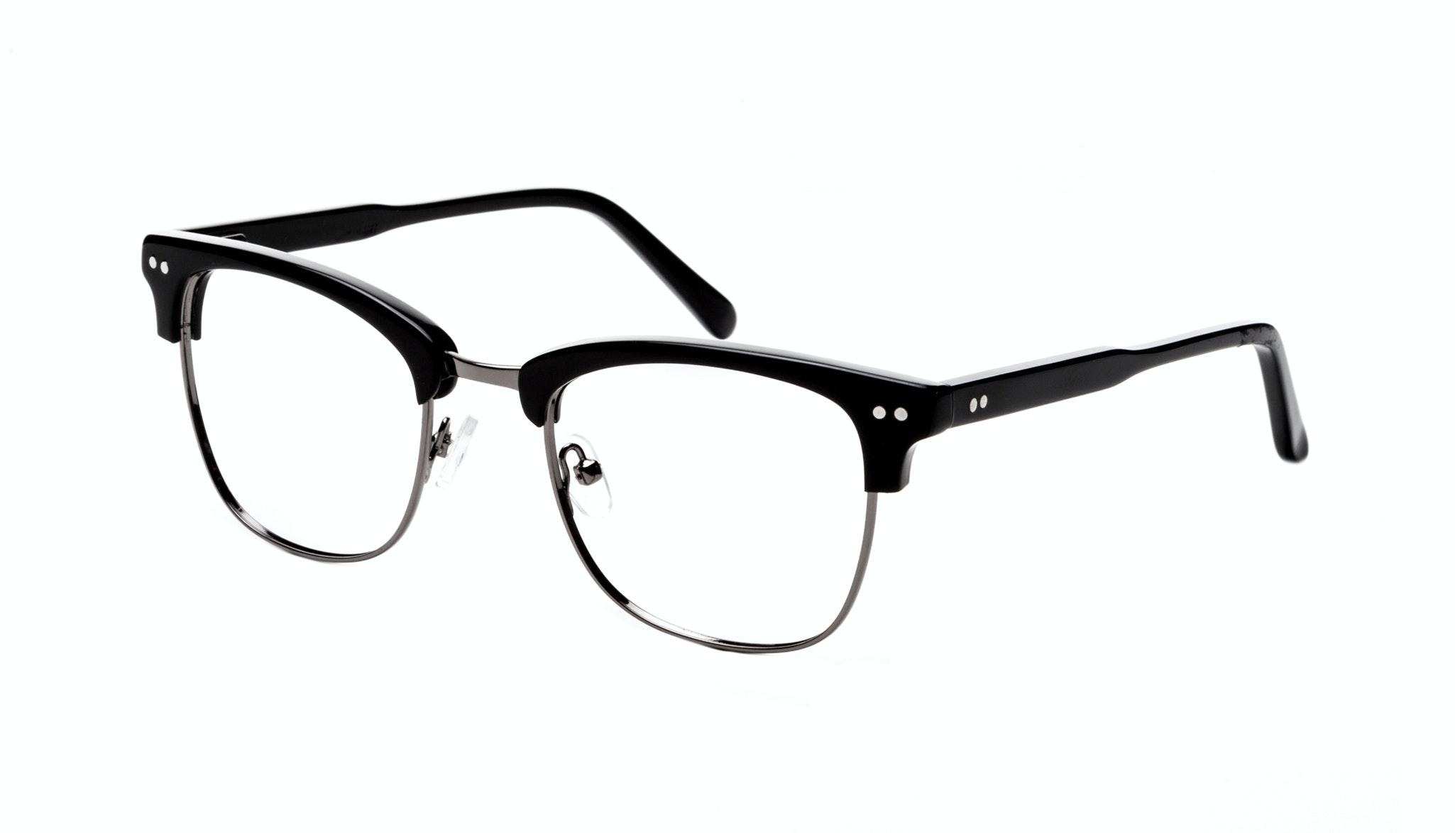 Affordable Fashion Glasses Square Eyeglasses Men Lift Onyx Tilt