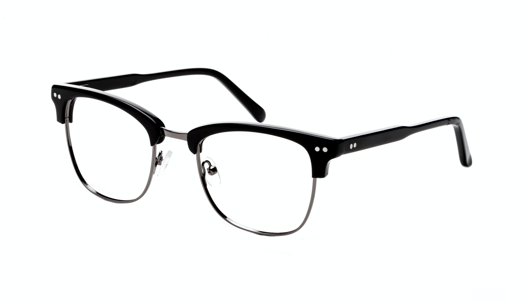Affordable Fashion Glasses Square Eyeglasses Men Women Lift Onyx Tilt