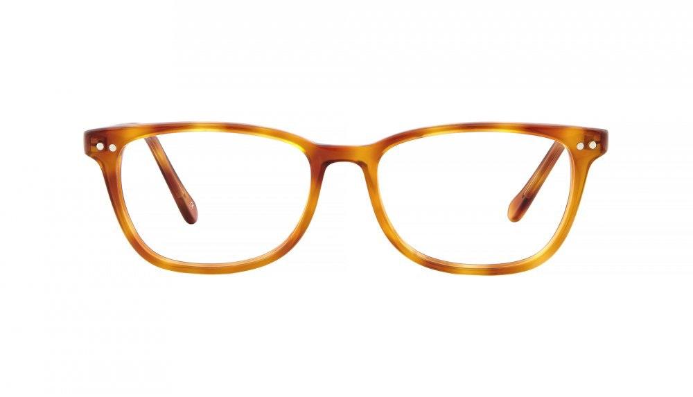 Affordable Fashion Glasses Square Eyeglasses Men Women Shaughnessy Havana