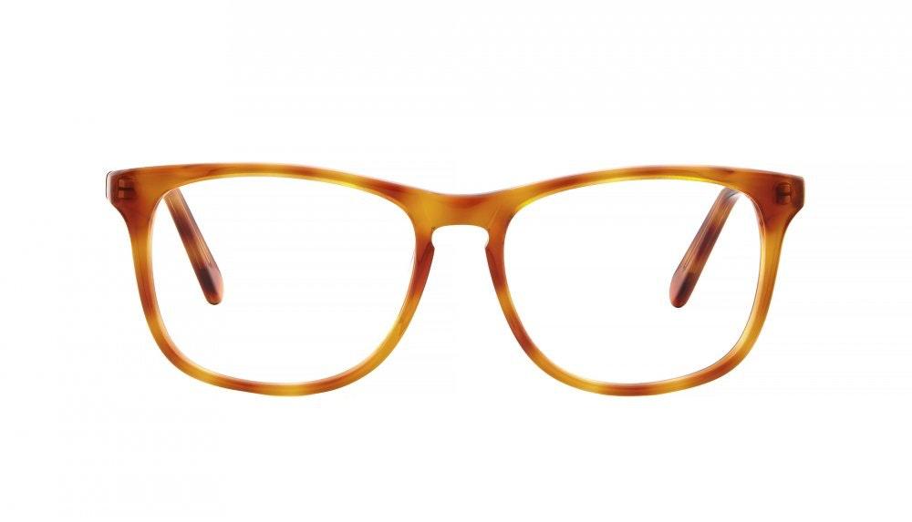 Affordable Fashion Glasses Square Eyeglasses Men Women Fairmount Havana
