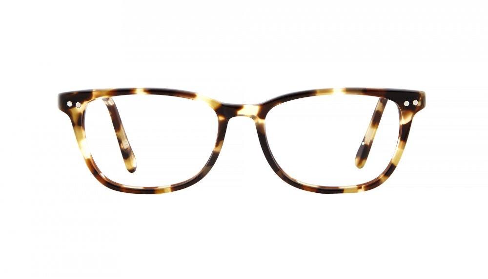 Affordable Fashion Glasses Square Eyeglasses Men Women Shaughnessy Amber Tortoise