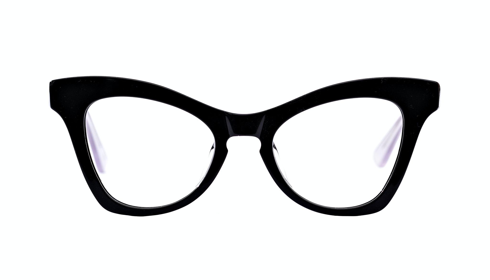 Affordable Fashion Glasses Cat Eye Eyeglasses Women Divine Ebony Lilac