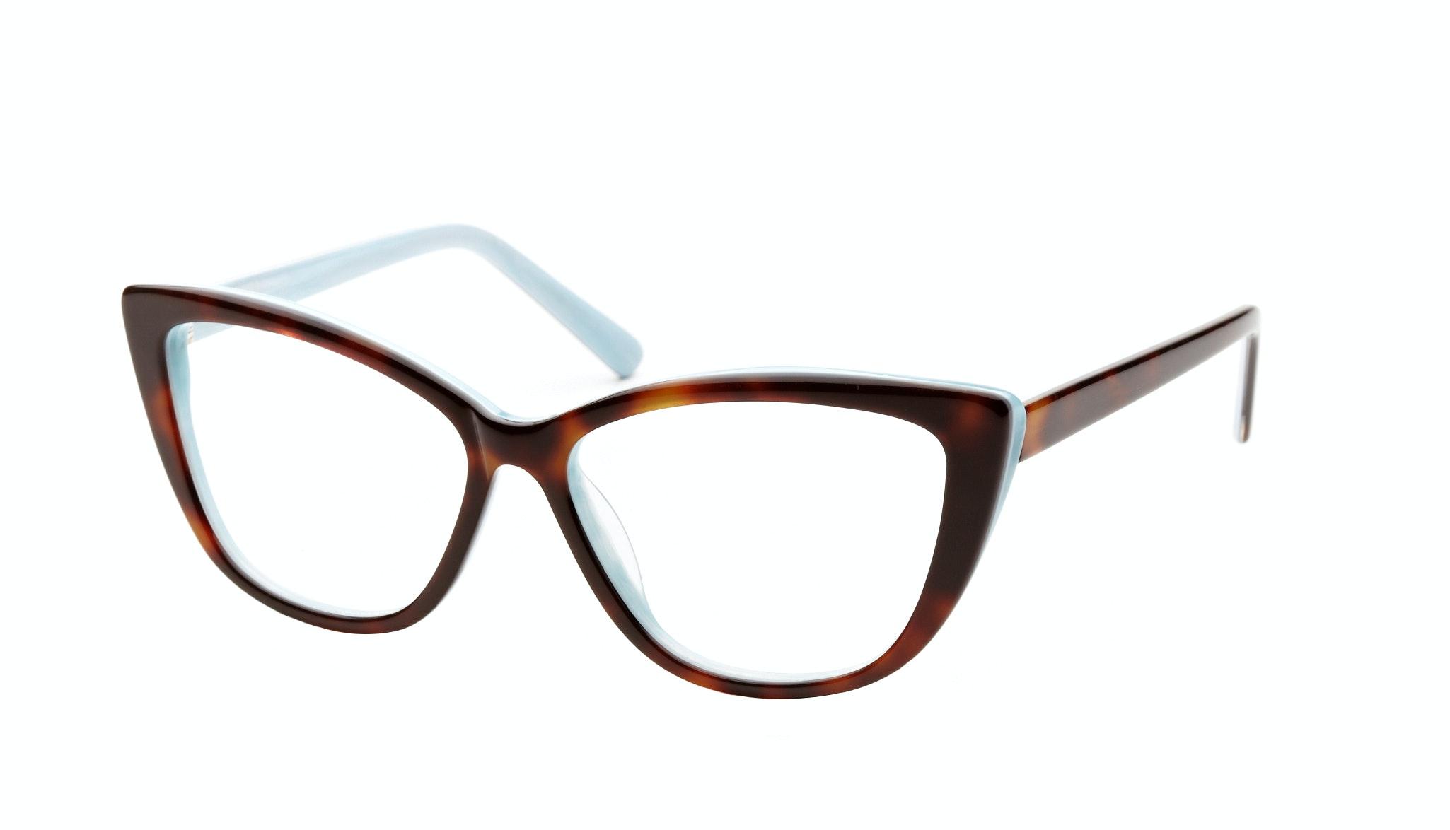 Affordable Fashion Glasses Cat Eye Eyeglasses Women Dolled Up Dreamy Tortoise Tilt