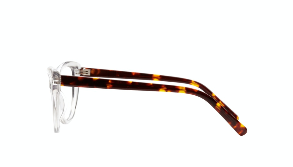 Affordable Fashion Glasses Cat Eye Eyeglasses Women Dolled Up Diamond Tortoise Side