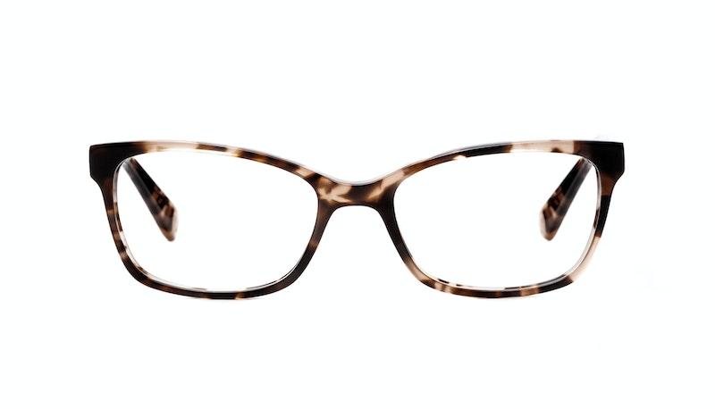 41c491fe7d4 Affordable Fashion Glasses Cat Eye Rectangle Square Eyeglasses Women Comet  Pink Tortoise