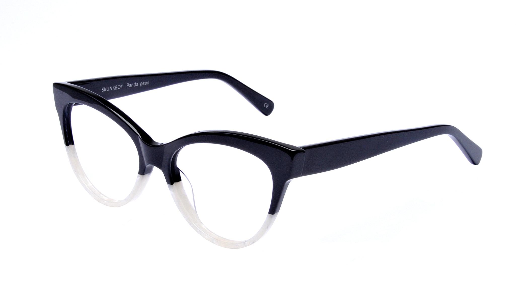in fashion glasses  Women\u0027s Eyeglasses - SkunkBoy in Panda Pearl
