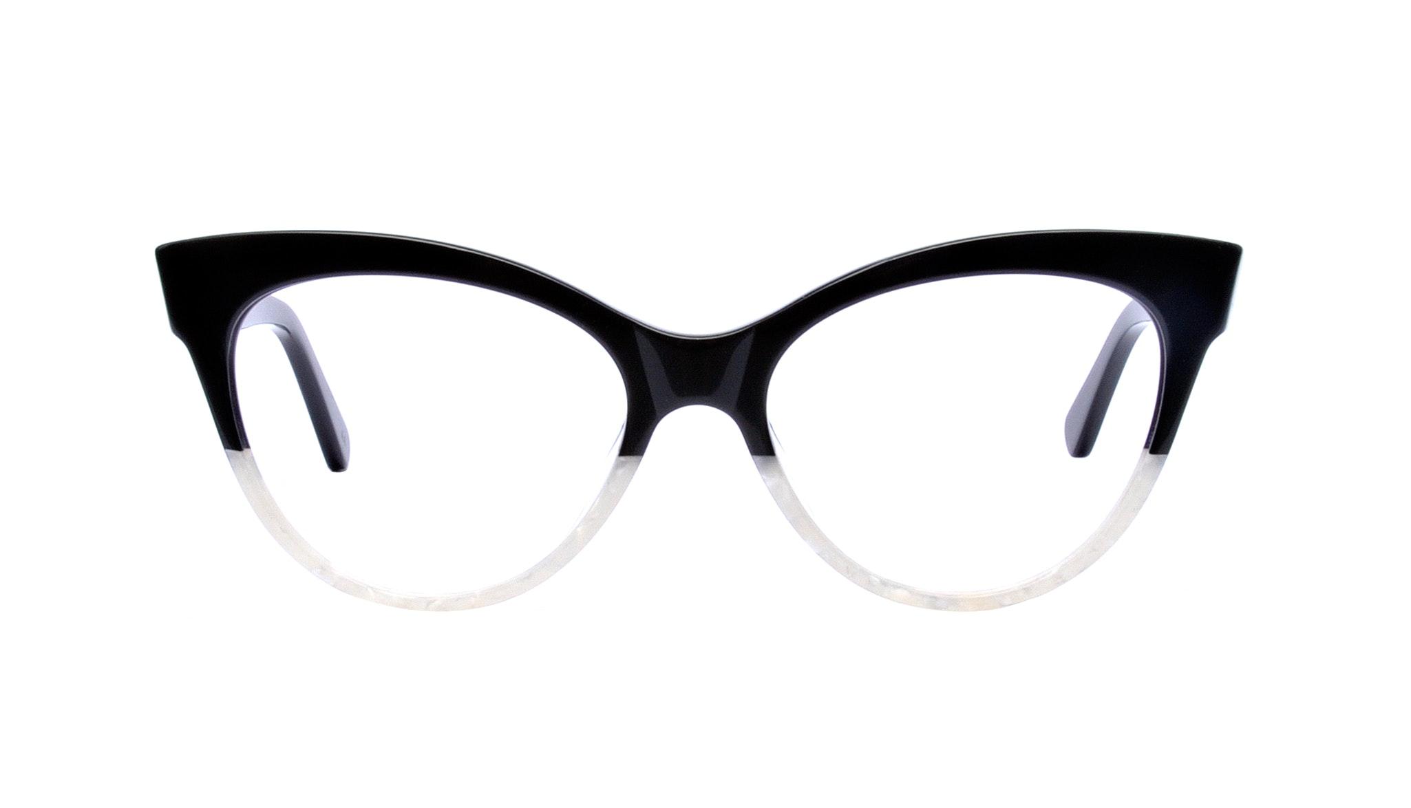 Affordable Fashion Glasses Cat Eye Eyeglasses Women SkunkBoy Panda Pearl
