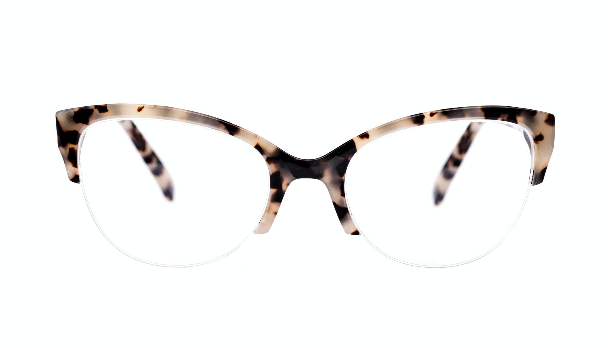 Affordable Fashion Glasses Cat Eye Eyeglasses Women Lovely Granite