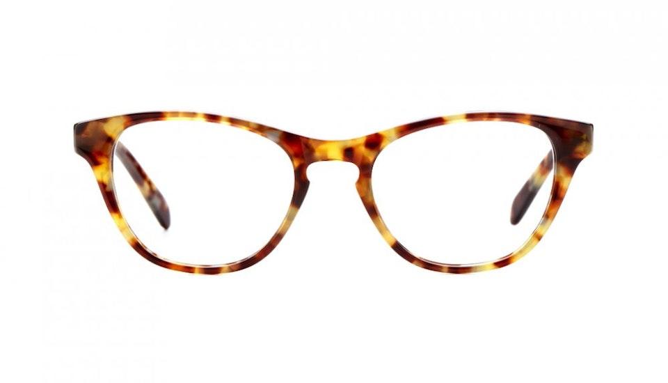 Affordable Fashion Glasses Cat Eye Eyeglasses Women Selfie Dressy Tortoise Front