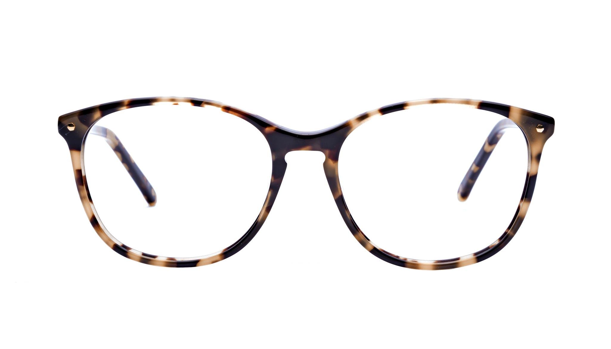 Affordable Fashion Glasses Rectangle Square Round Eyeglasses Women Nadine Bingal Front
