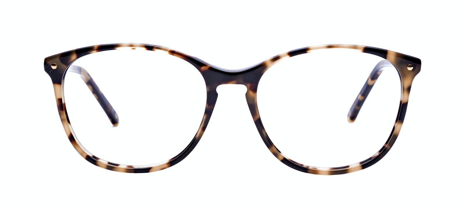 Affordable Fashion Glasses Rectangle Square Round Eyeglasses Women Nadine Bingal Front